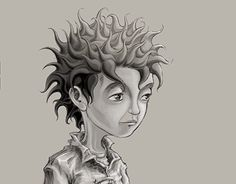 Original character design I created as part of a forthcoming animated short film called Era Quest. This is the first of the a young street magic… Street Magic, Short Film, Character Design, Behance, Animation, Illustrations, Art, Kunst, Animation Movies