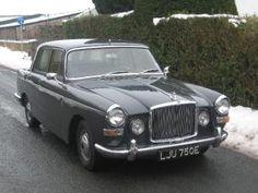 Vanden Plas Princess 1960's Vintage Models, Vintage Cars, Austin Cars, Road Transport, Cars Uk, Old Cars, Car Parking, Jaguar, Cambridge