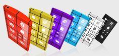 Windows Phone : un superbe concept avec un design « vignette Laptop For Music Production, Windows Phone 7, Smartphone, Life Run, Best Laptops, Technology Design, Tile Design, Ux Design, Microsoft Windows