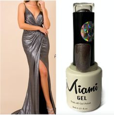 Gel Color, Miami, Formal Dresses, Fashion, Dresses For Formal, Moda, Formal Gowns, Fashion Styles, Formal Dress