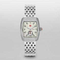 MICHELE Urban Mini Diamond, Diamond Dial Diamond Bracelet