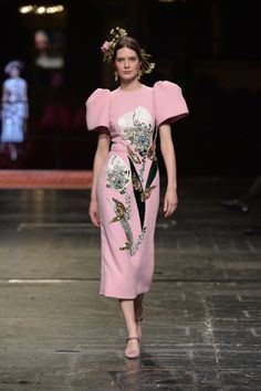 Défilé Dolce & Gabbana Alta Moda Haute Couture printemps-été 2016 53