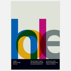 Hole, 1990 17x23.75 now featured on Fab.