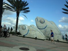 Fort Lauderdale art so cool :)