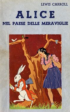 Alice in Wonderland by Enrico Mercatali, 1938