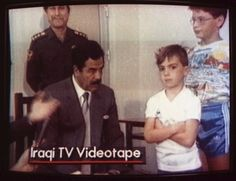 "Barack Obama's Use Of Children ""A Disgrace"" – Remember Saddam Hussein? - The Ulsterman Report"
