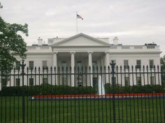 The White House..... should they paint it Black?