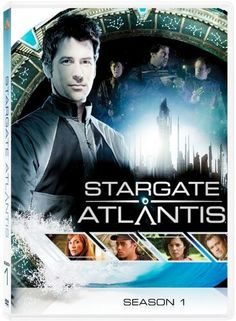 Stargate Atlantis (season 1) I think this is my favorite season cause it has a hint of new/mystery of being in a new base and galaxy about it.