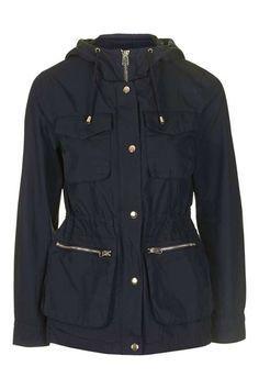 Lightweight Double Zip Jacket