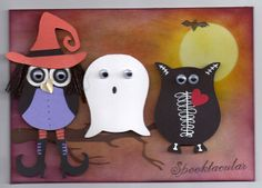 copied from pinterest...stampin up owl punch used