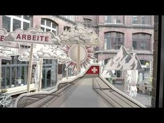 Swiss Airlines: Work Above The Clouds - Creative Criminals