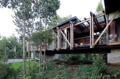 Galería de Casa Puente / Aranguiz-Bunster Arquitectos - 7