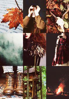 The Snow Queen → The Robber Girl (Autumn)