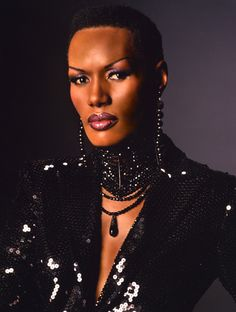 Grace Jones;   As hard as I can  As long as I can  As much as I can  As black as I am  I'm living my life  Living my life