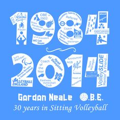 Celebrating 30 years involved in Sitting Volleyball worldwide!