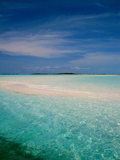 Exuma, Bahamas <3