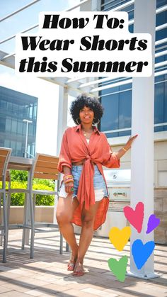 Black Girl Fashion, Curvy Fashion, Fashion Looks, Short Outfits, Trendy Outfits, Fashion Outfits, Simple Summer Outfits, Spring Outfits, Cute Comfy Outfits