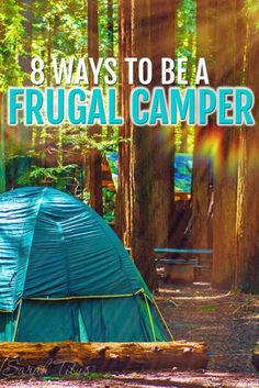 Camping Discover 8 Ways to Be a Frugal Camper Camping is a family-friendly low-cost option compared to renting a hotel or condo but if youre not careful it can become expensive. Here are 8 wyas to be a frugal camper that you dont want to miss! Camping 101, Camping Glamping, Camping Supplies, Camping Checklist, Camping And Hiking, Camping Life, Camping Survival, Camping With Kids, Camping Meals