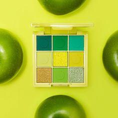 Indie Makeup, Palette, Kara, Berries, Paradise, Glitter, Shades, Apple, Mini