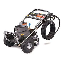 Karcher HD 28 10 Ed Cold Water Pressure Washer ElectricPowered DirectDrive  19 GPM 1300 psi BlackGray