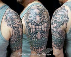 tattoo tiki