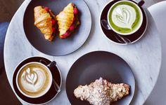 BA's favorite spots for tea in New York from Michelin-star restaurants to corner cafés.
