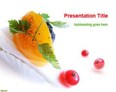 27 best templete images powerpoint template free food backgrounds