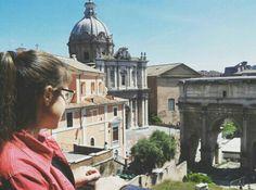 👀 #city #rome #monuments #story #archeology #history #looking #citylover #italy
