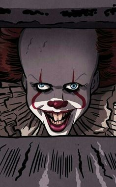 Pennywise SVG, IT Pennywise The Clown, Cricut Cut File ...