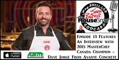 2015 MasterChef Canada Winner is interviewed in Ep 13 of AskShell.com Educational Podcast.