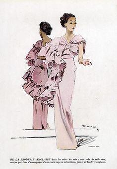 1947 - Christian Dior by Pierre Simon