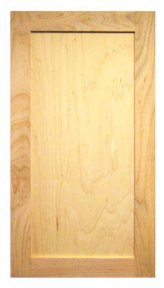 Cabinet Door World - Shaker Door - Paint Grade Maple, $0.01 (http://www.cabinetdoorworld.com/shaker-door-paint-grade-maple/)