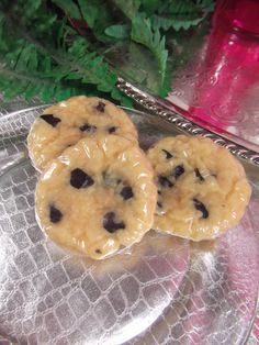 CHOCOLATE CHIP COOKIE Scented Wax MELTING TART
