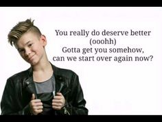 Marcus och Martinus - Heartbeat [Lyrics + Pictures]