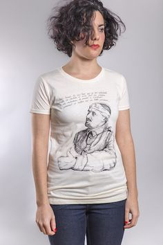 Apollinaire T-Shirt Woman Ecru