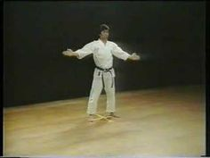 Kanku Dai - Shotokan Karate - YouTube