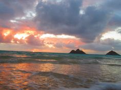 Lanikai Beach, HI This is literally my vision of Heaven.