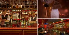 There's nothing secret about London's boozy drinking scene, there are swanky cocktail bars and hotel hangouts all over the shop, mixing and muddling some of the best tipples in town.