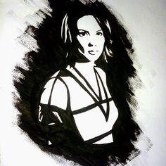 Lexa Doig as Rommie in the TV series Gene Roddenberry's Andromeda. Author: Veronica Rosazza Prin