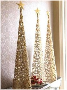 Decorating Home Decor Modern Style Silver And Gold Christmas Decorating Ideas Diy Christmas Decor 800x1066 White And Gold Christmas Tree Decorations Modern Home Interior Decoration