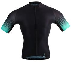 Team Collection Men's Graphic Aqua Jersey