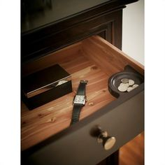 Stanley Furniture Transitional Dresser in Polished Sable