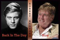 Robert Redford...Born: August 18, 1936  Santa Monica, CA