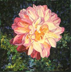 Dahlia Delight by Andrea M. Brokenshire