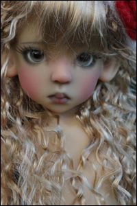 Doll by Kaye Wiggs