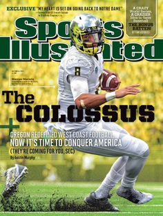 This Week's Cover: Watch out SEC, Oregon is coming for you! http://on.si.com/16KxmJI