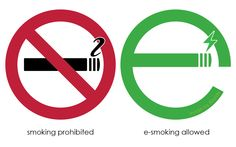 We will be see'ing more of these signs soon.  Stop smoking.  Start Vaping.  Check out many online vendors