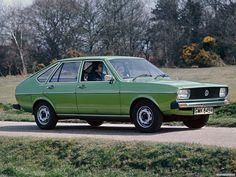Volkswagen : Volkswagen Passat 5-door [B1] 1973�77 - Cars