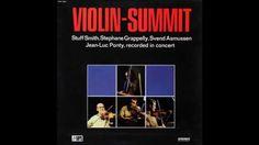 "Jean Luc Ponty,Stuff Smith, Stéphane Grappelli, Svend Asmussen -Violin Summit - Live Concert - Full Album ""!... https://youtu.be/hvaVcEkMzrQ"