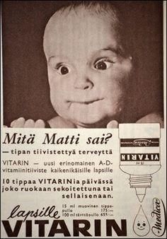 Ostin kirpparilta 1955-60 vuosien Kotiliesi-lehtiä pilkkahinnalla. Vanhoissa lehdissä on aivan ihania mainoksia . Poimin tähän teillekin n...